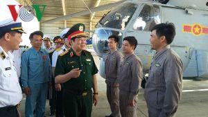 Bộ trưởng Ngô Xuân Lịch: 'Bất luận hoàn cảnh nào cũng không để bất ngờ'