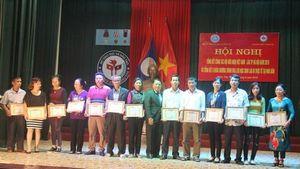 Chương trình 'Đưa lưu học sinh Lào đi thực tế tại nhà dân': Bồi đắp tình hữu nghị Việt - Lào