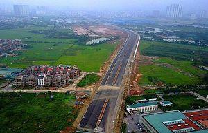 Chốt ngày thông xe kỹ thuật tuyến đường Xala – Nguyễn Xiển