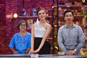 Hoa hậu Thiên Hương tham gia gameshow 'Siêu Sao Ẩm Thực'