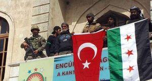 Thổ Nhĩ Kỳ pháo kích dữ dội người Kurd đáp trả thương vong ở Afrin