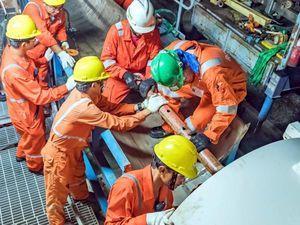 Tín hiệu tích cực của nhóm cổ phiếu dầu khí