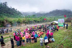 Lễ cúng rừng Tạ Mạ, nét văn hóa đẹp miền sơn cước