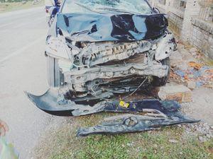 Va chạm với ô tô, 2 người tử vong thương tâm ở Hà Tĩnh