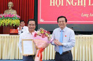 Ông Nguyễn Văn Được làm Phó Bí thư Tỉnh ủy Long An