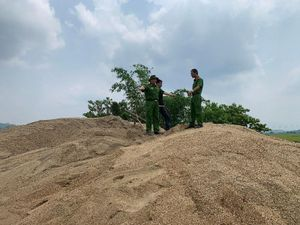 Điều tra vụ khai thác cát lớn nhất ở Đắk Lắk