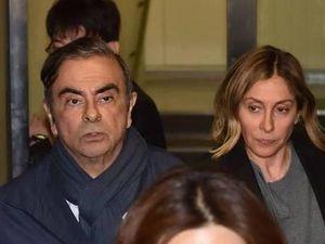 Cựu Chủ tịch hãng Nissan Carlos Ghosn bị bắt trở lại