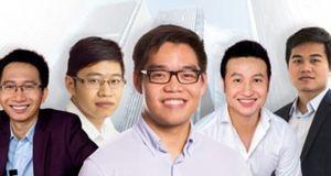 5 doanh nhân khởi nghiệp Việt Nam được Forbes vinh danh