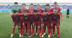 Đứng đầu bảng đấu nhưng 'bố' Chung không cho phép ĐT nữ Việt Nam chủ quan
