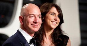 Những điều ấn tượng phía sau vụ ly hôn của ông chủ Amazon và vợ