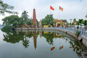 Hà Nội có một ngôi chùa vào top 10 chùa đẹp nhất thế giới
