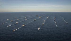 NATO tăng cường tập trận với Georgia và Ukraine ở Biển Đen