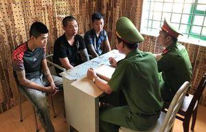 Bắt nhóm cho vay lãi 'cắt cổ' từ Hà Nội vào Đắk Nông hoạt động