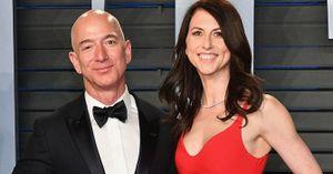 Vợ tỷ phú Jeff Bezos thành người phụ nữ giàu thứ 4 thế giới sau ly hôn