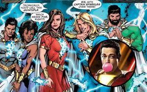 Giải mã những sức mạnh của 'gia đình siêu nhân' trong bom tấn 'Shazam!'