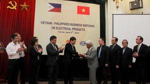 Kết nối giao thương doanh nghiệp Việt Nam – Philippines