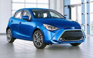 Toyota Yaris Hatchback 2020 cho thị trường Mỹ