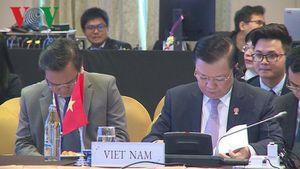 Khai mạc Hội nghị Bộ trưởng Tài chính ASEAN tại Thái Lan