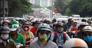 Môi trường không khí ở TP HCM thuộc loại 'tốt ở châu Á'?