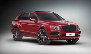 Bentley ra mắt SUV hạng sang Bentayga V8 Design Series đặc biệt