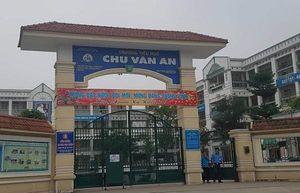 Thịt gà đưa vào trường Tiểu học Chu Văn An chỉ có mùi lạ (?)