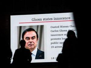 Tòa án bác bỏ kiến nghị trả tự do cho cựu Chủ tịch Nissan Carlos Ghosn