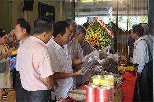 Kỷ niệm ngày truyền thống ngành Trầm hương