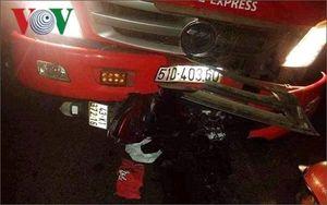 Tai nạn giữa ô tô và xe máy ở Đà Nẵng làm 1 người chết