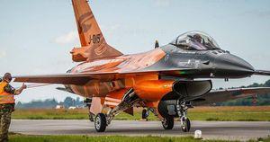 Hy hữu: Máy bay F-16 Hà Lan tự bắn hạ chính mình