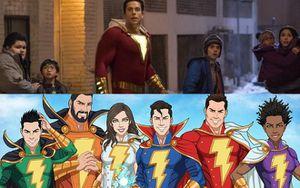 'Shazam!' và lý lịch 'đại gia đình siêu nhân' được DC mang lên màn ảnh rộng