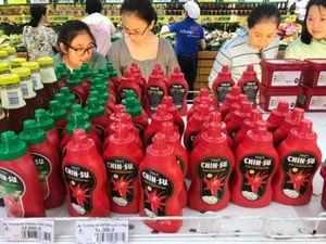 Masan phủ nhận liên quan đến việc xuất khẩu hơn 18.000 chai tương ớt Chin-su bị thu hồi ở Nhật
