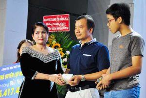Bảo Việt Nhân thọ Đồng Nai chi trả rủi ro cho khách hàng gần 1 tỷ đồng