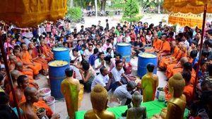 Tết Khmer Chol Chnam Thmay 2019 vào ngày nào? Phong tục và ý nghĩa