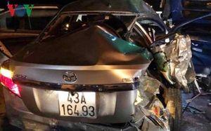 Xe con đấu đầu xe tải, 5 người thương vong: Nguyên nhân ban đầu