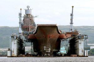 Nga có thể loại bỏ tàu sân bay duy nhất