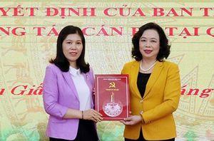 Nhân sự mới Hà Nội, Quảng Ngãi, Hòa Bình