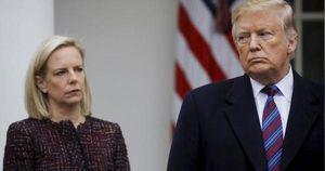 Bộ trưởng an ninh nội địa Mỹ đột ngột từ chức