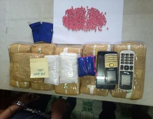 'Xóa sổ' đường dây vận chuyển gần 40.000 viên ma túy từ Lào về Việt Nam tiêu thụ