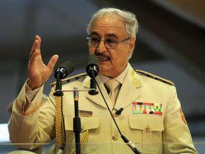 Tình hình Libya: Nga chặn HĐBA LHQ ra tuyên bố nhằm vào quân của Tướng Haftar