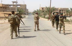 Thủ lĩnh cấp cao của IS bị tiêu diệt ở miền Tây Iraq