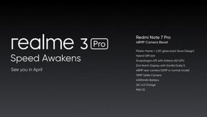 Realme 3 Pro sẽ có sạc nhanh VOOC 3.0, camera 48MP, Snapdragon 710