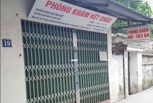 Hà Nội: Một người tử vong khi truyền dịch tại phòng khám