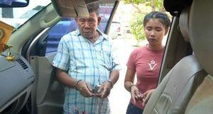 Vận chuyển 40.000 viên ma túy vượt biên giới vào Việt Nam