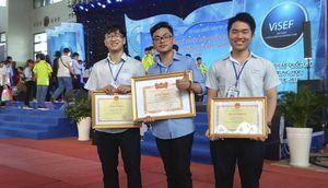 Học sinh Đà Nẵng sẽ dự hội thi khoa học quốc tế tại Mỹ