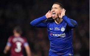 Hazard ghi bàn thắng khó tin, Chelsea 'nhảy cóc' lên vị trí thứ 3 Premier League