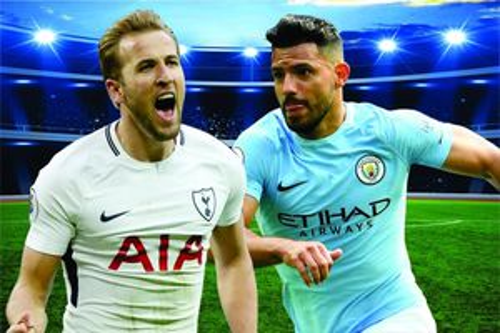Kết quả trận Tottenham vs Man City, 02h00 ngày 10/4