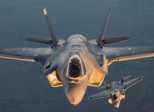 ẢNH] Cận cảnh chiến đấu cơ F-35 trong thương vụ tay ba Mỹ - Nga – Thổ Nhĩ Kỳ