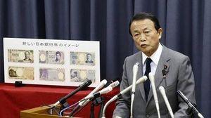 Nhật Bản công bố tiền giấy mới in bằng công nghệ 3D