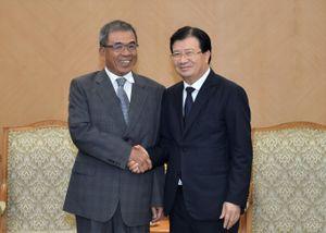 Khuyến khích doanh nghiệp nước ngoài mở rộng đầu tư tại Việt Nam