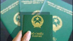 Hộ chiếu in sai số chứng minh thư, xử lý thế nào?
